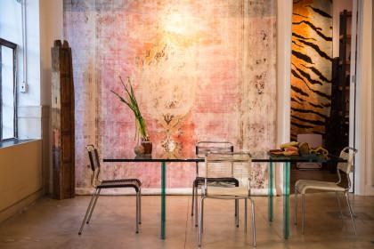 Joseph Carini Carpets2 by Claudine Williams