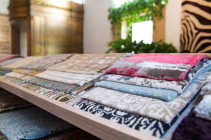 Joseph Carini Carpets5 by Claudine Williams
