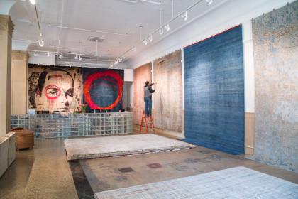 Joseph Carini Carpets6 by Claudine Williams
