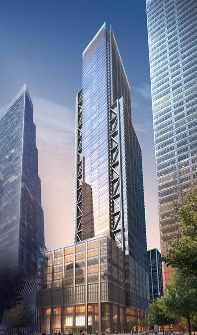 3WTC rendering