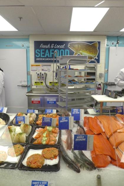 Best Market Tribeca seafood