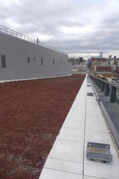 DSNY garage roof4