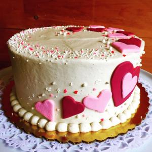 cake courtesy Baked