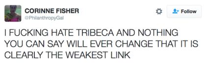 tweet weakest link