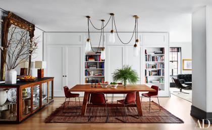 watts-schreiber-manhattan-loft-06-by Douglas Friedman courtesy Architectural Digest