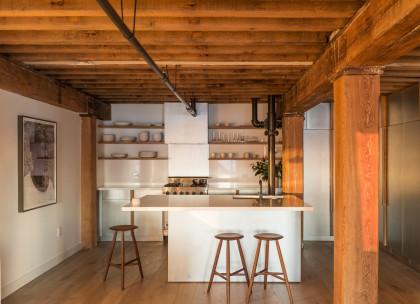 Mark Berryman kitchen photo by Matthew Williams courtesy Dwell