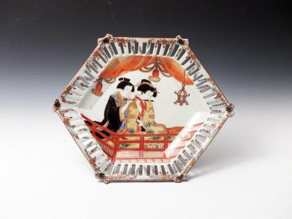 antique imari porcelain courtersy hpgrp