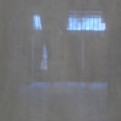102 Franklin behind curtain