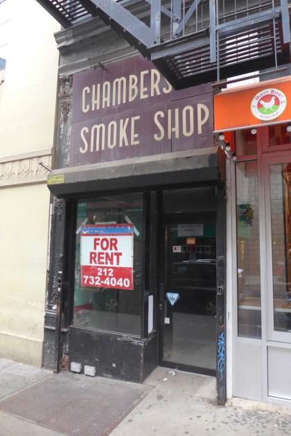 Chamber Smoke Shop 155 Chambers