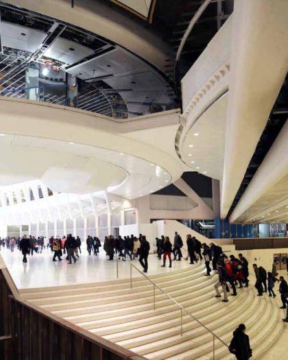 WTC Transportation Hub Oculus by WTC Progress