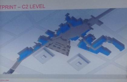 WTC footprint courtesy MM De Voe