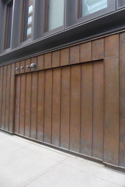 15 Renwick garage door