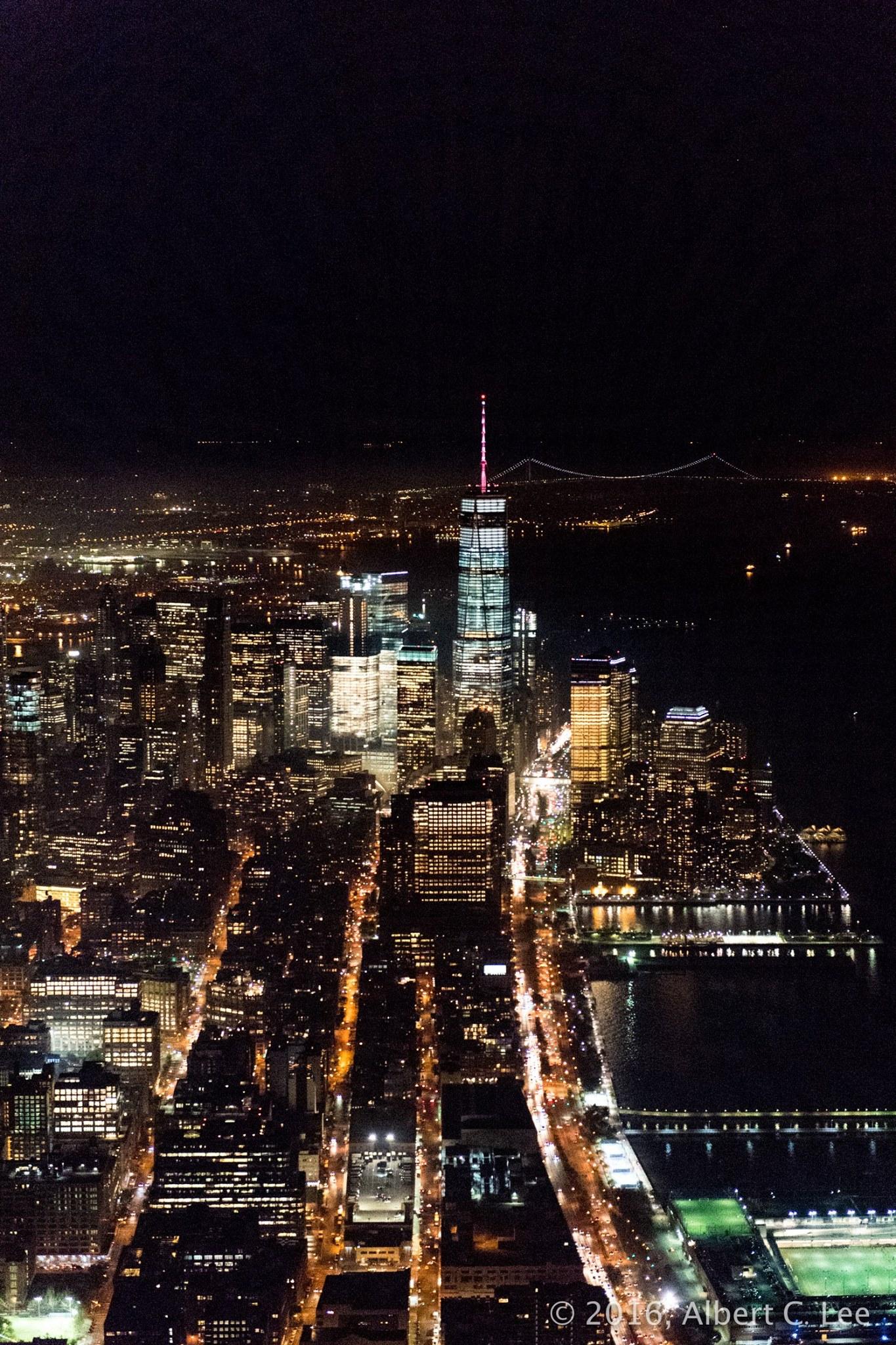 Tribeca Citizen New York By Night