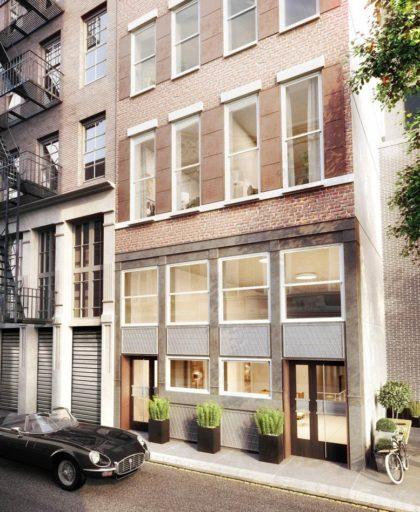 6 Cortlandt Alley rendering