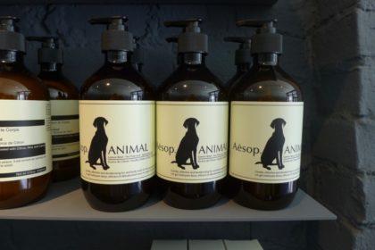 Aesop dog shampoo