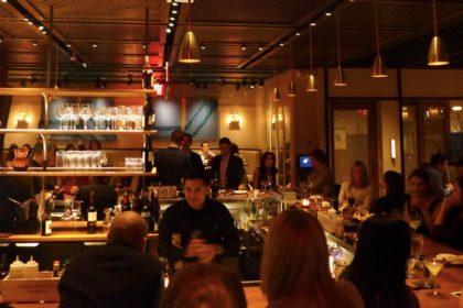 Amada NYC bar