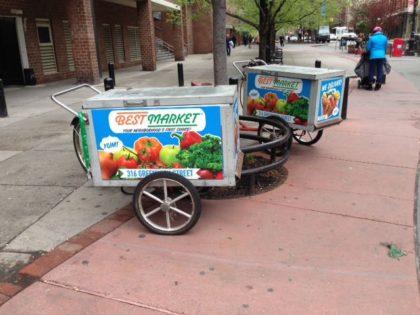 Best Market carts