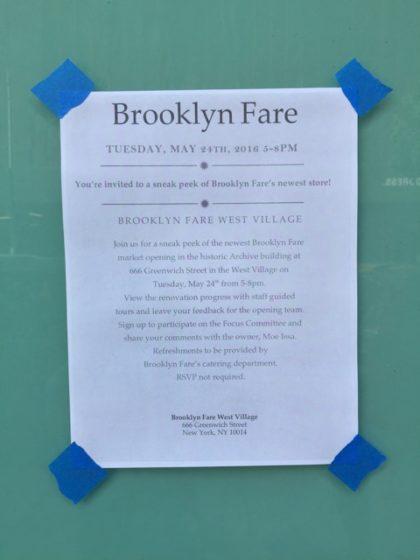 Brooklyn Fare sneak peek