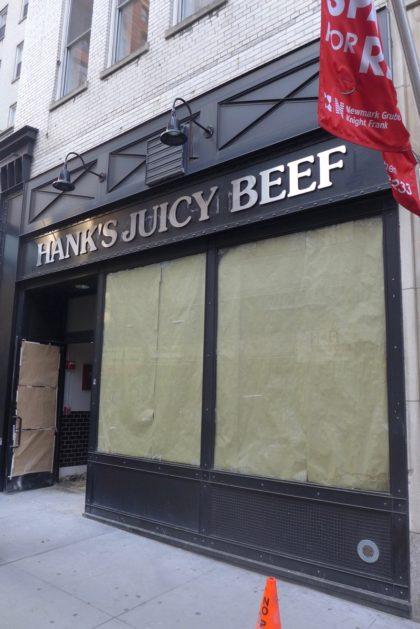 Hanks Juicy Beef