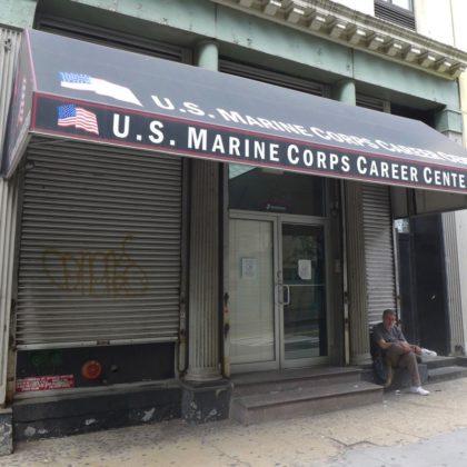 US Marine Corps Career Center Tribeca