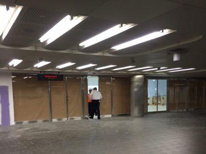 WTC Dey corridor by K