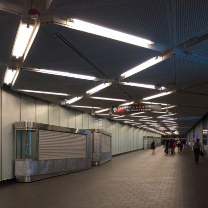 WTC Dey corridor2 by K