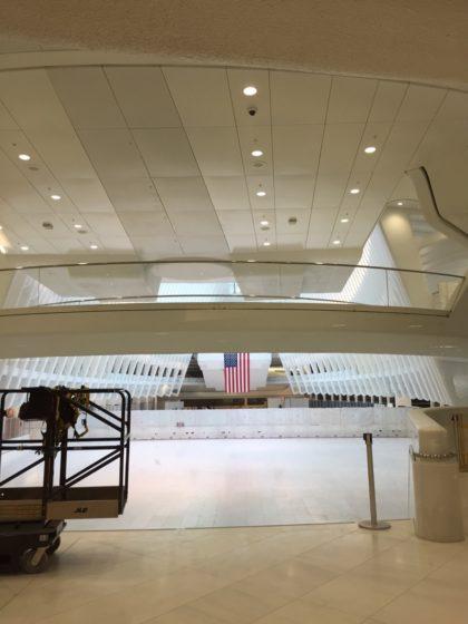 WTC Oculus by K