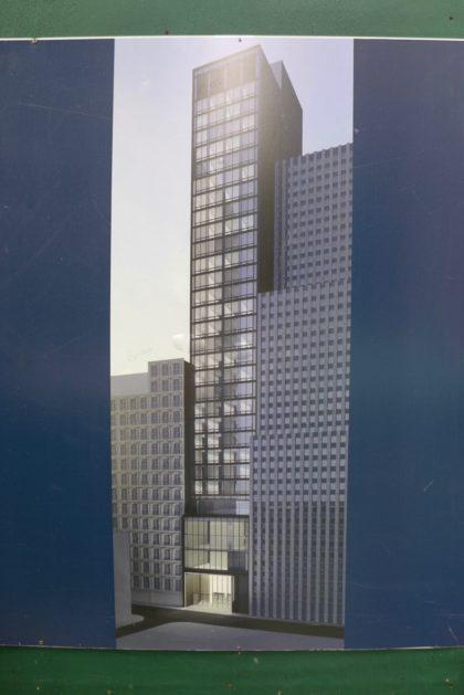 143 Fulton rendering