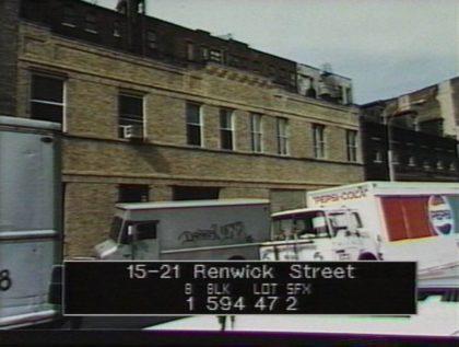 15-21 Renwick courtesy NYC Municipal Archives 1980s