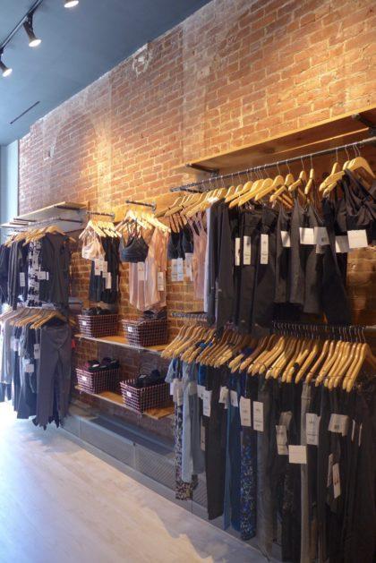 Pure Barre Tribeca merchandise