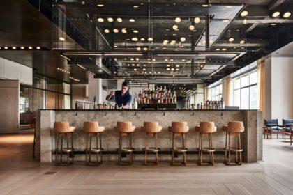 Spring Place bar
