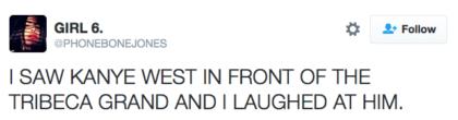tweet Kanye West