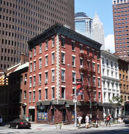 105 Broad courtesy Daytonian in Manhattan
