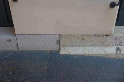 Sterling Mason old side stone mismatch