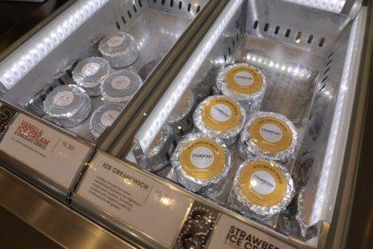 Wichcraft ice cream sandwiches