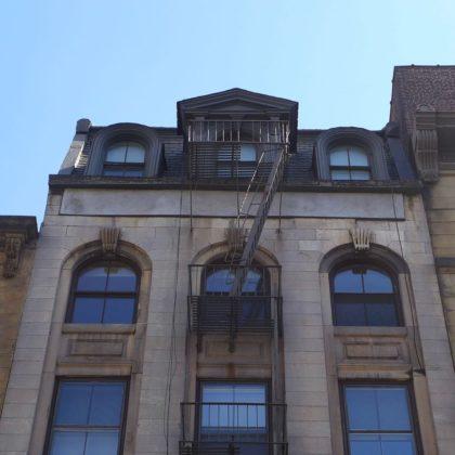 110 Reade top floor