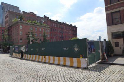 456 Greenwich fence