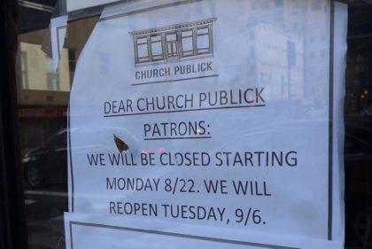 Church Publick