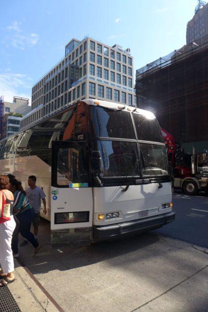 bus on Varick 81316