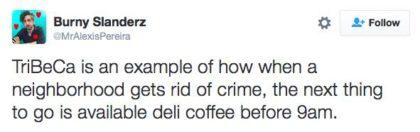 tweet deli coffee