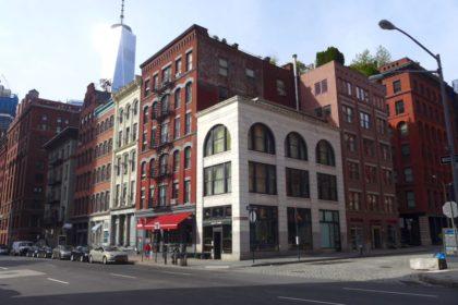 81 Hudson in 2016