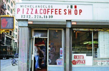Michelangelos Pizza Coffee Shop courtesy Jake Tilson