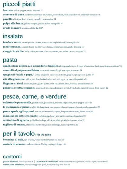osteria-della-pace-dinner-menu