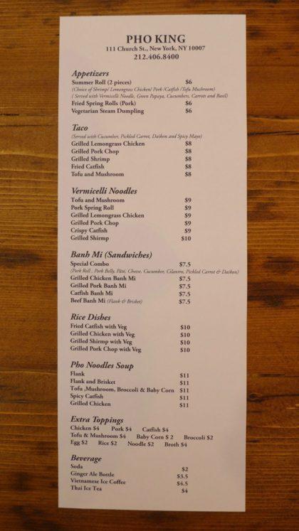 pho-king-menu