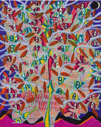 Many Headed Owl by Ryan Schneider courtesy Taymour Grahne