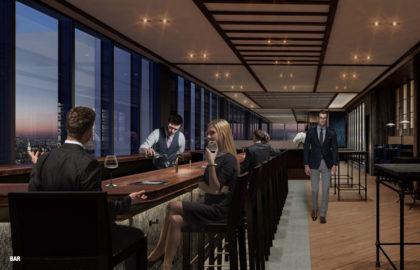 28 Liberty bar rendering