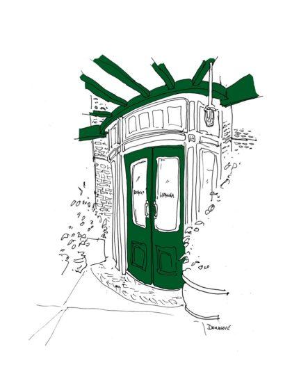 Locanda Verde by John Donohue
