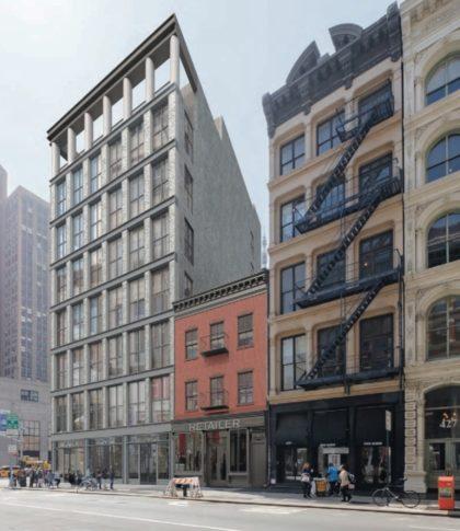419 Broadway rendering
