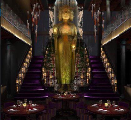 Buddha Bar rendering