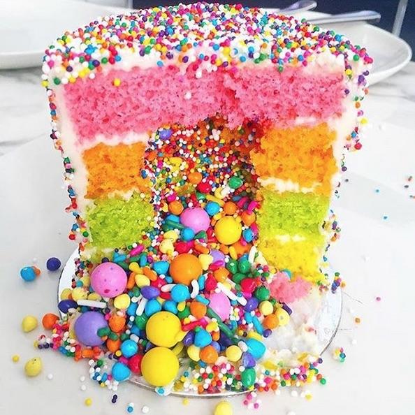Flour Bakery Cake